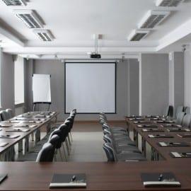 Hotel Iskra w Radomiu - Sala konferencyjna - AMW Hotele