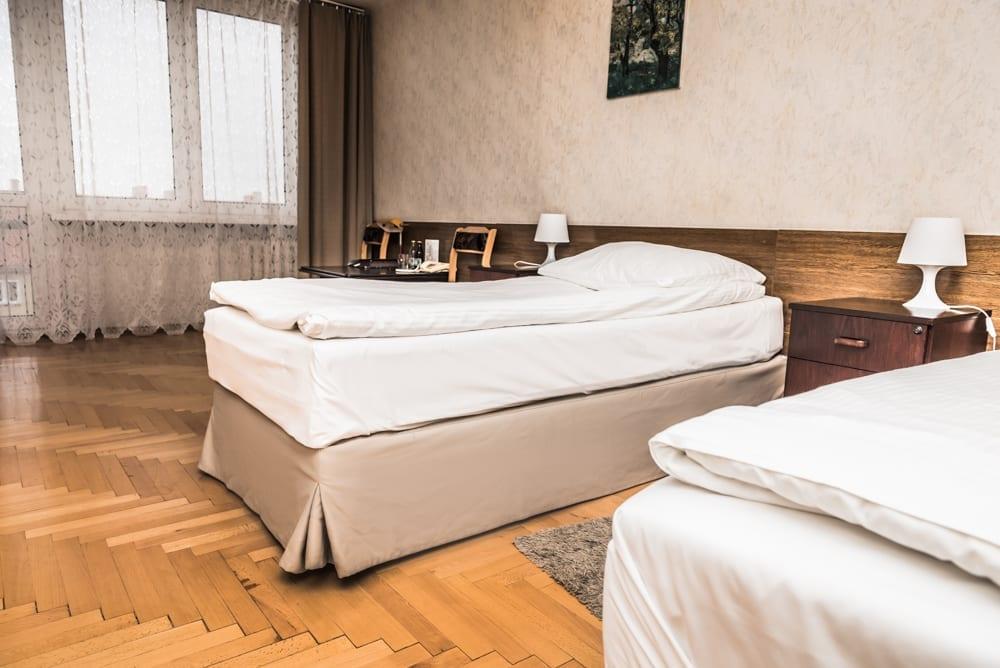 Pokój dwuosobowy TWIN standard - Hotel Wieniawa we Wrocławiu - AMW Hotele