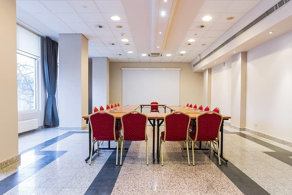 Hotel Belwederski w Warszawie - Sala konferencyjna